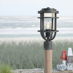 Reviews Hobkirk 1-Light Lantern Head By Beachcrest Home