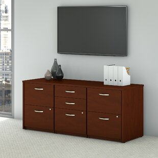 Bush Business Furniture Series C Elite Storage Credenza