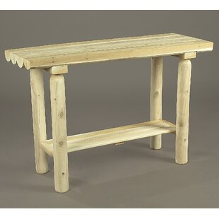 Ilwell Console Table by Millwood Pines Fresh