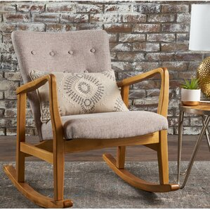 Welke Rocking Chair by Brayden Studio