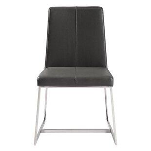 Orren Ellis Aquino Parsons Chair (Set of 2)
