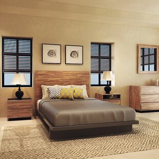 Remington Platform Bed
