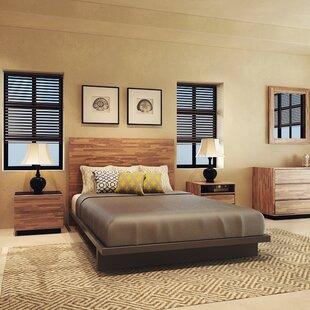 Remington Platform Bed by Millwood Pines Wonderful
