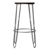 Aryn 28.94 Bar Stool by Ebern Designs