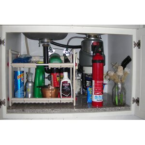 Under Sink Storage Shelf