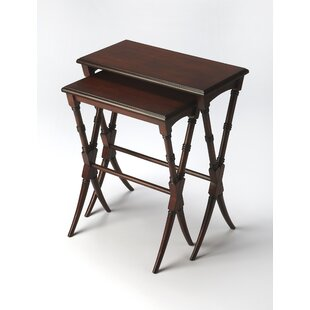 Francisca 2 Piece Nesting Tables By Darby Home Co