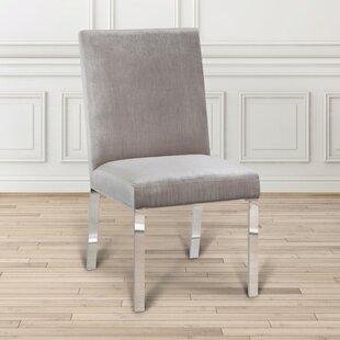 Everly Quinn Almodovar Modern Premium Side Chair