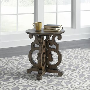 Gandy End Table by Astoria Grand