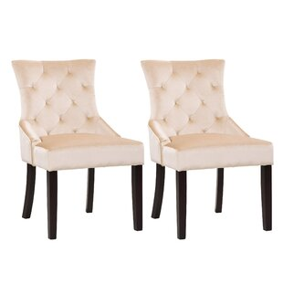 Lindsey Side Chair (Set of 2) by Willa Ar..