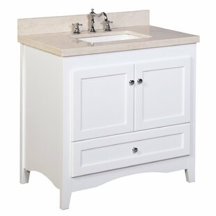 Abbey 36 Single Bathroom Vanity Set