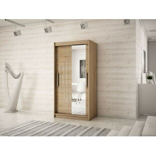 Natalie 2 Door Wardrobe By Natur Pur