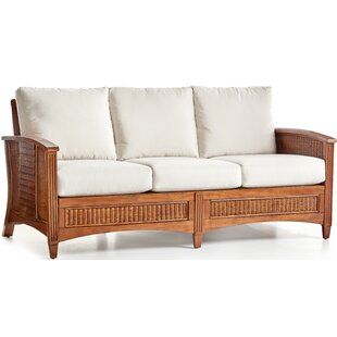South Sea Rattan Crossroad Sofa