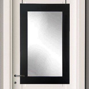 Best Reviews Over The Door Silhouette Wall Mirror ByBrandt Works LLC