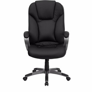 Compare & Buy High-Back Leather Executive Chair By Offex