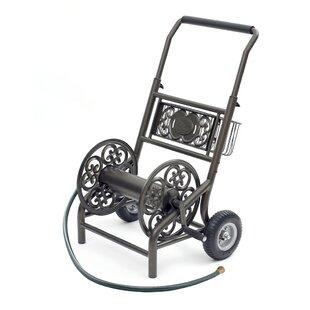 Merveilleux Steel Hose Reel Cart