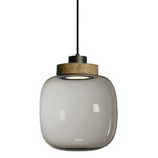 Oggetti Tooy Legier 1-Light LED Drum Pendant