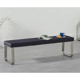 Crovetti Upholstered Bench By 17 Stories