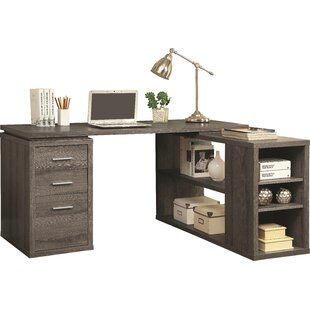 Senga L-Shape Executive Desk