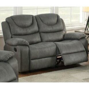 Sunderman Motion Reclining Loveseat by Red Barrel Studio Great Reviews