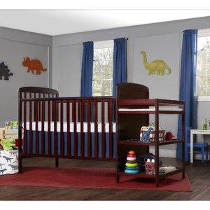 Anna 4 in 1 Convertible Crib a...