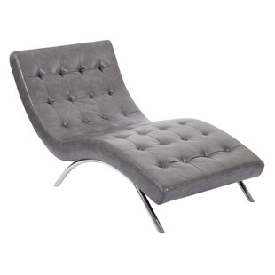 Blake Tufted Chaise Lounge