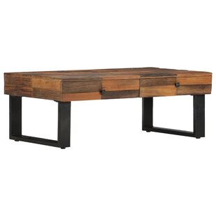 Morpeth Coffee Table With Storage By Borough Wharf