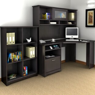 Review Hillsdale 3-Piece L-Shape Desk Office Suite by Red Barrel Studio