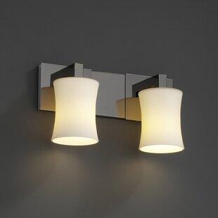 Brayden Studio Christion 2-Light Vanity Light