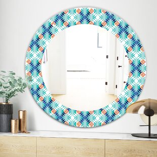 Shades Traditional Wall Mirror by East Urban Home