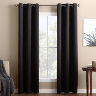 Black Pearl Curtains Wayfair