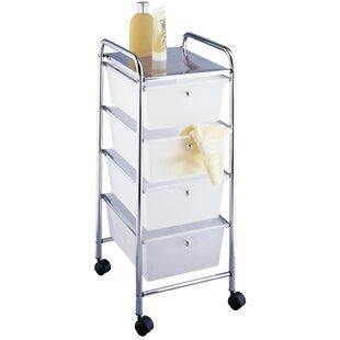 Melfa 33cm X 80.5cm Bathroom Shelf By Rebrilliant