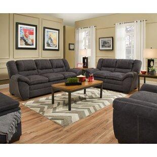 Winston Porter Amalienborg Configurable Living Room Set