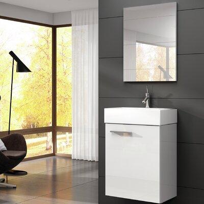 Adornus Tiny 18 Single Bathroom Vanity