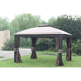 Replacement Canopy for Wicker Gazebo by Sunjoy