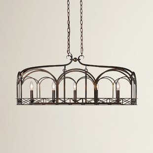 Darby Home Co McDaniel 5-Light Kitchen Island Pendant