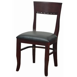 Bargain Upholstered Dining Chair by DHC Furniture
