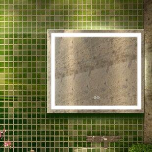 Top Bode Embedded LED Daylight Bathroom Mirror ByOrren Ellis