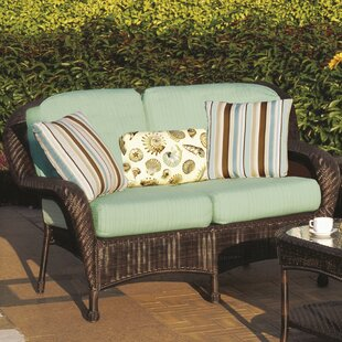 Emestine Key West Loveseat with Cushions