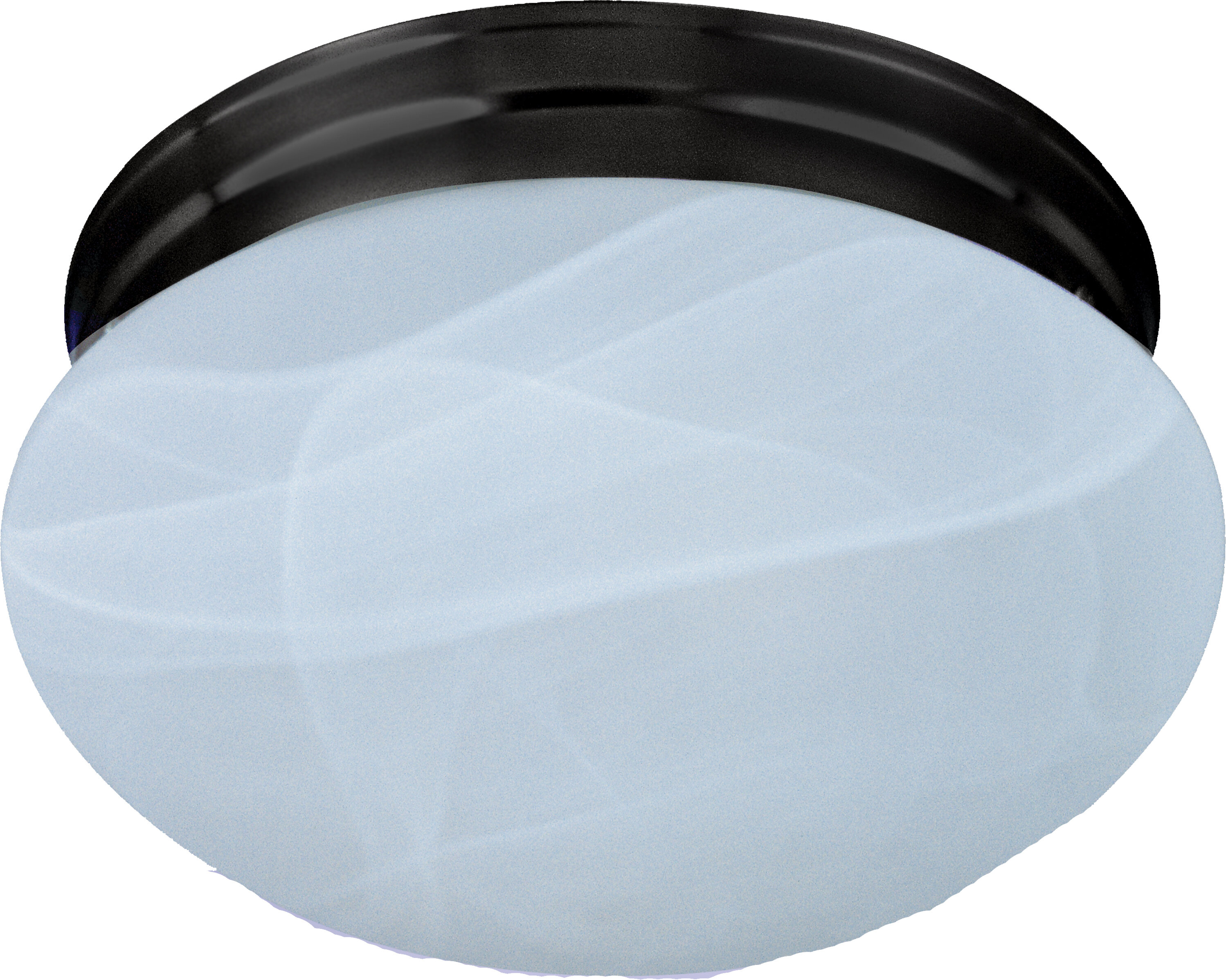 Winston Porter Cao 1 Light 7 5 Simple Bowl Flush Mount Reviews Wayfair