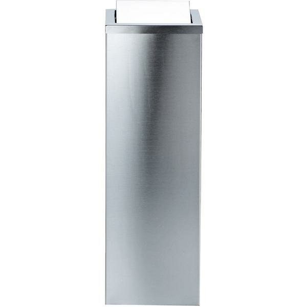 Square Tall Stainless Steel 6 5 Gallon