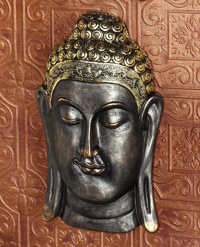 Sukhothai And Bodh Gaya Buddhas Asian Wall Décor