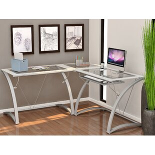 Hintz L-Shape Computer Desk