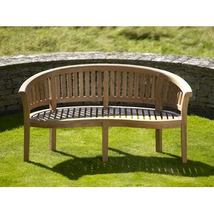 Oakmont Teak Bench By Sol 72 Outdoor
