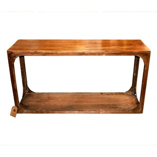 Loon Peak Srouder Wooden Coffee Table