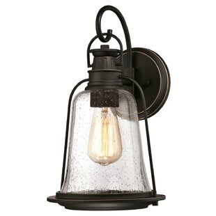 Marilou 1-Light Outdoor Wall Lantern