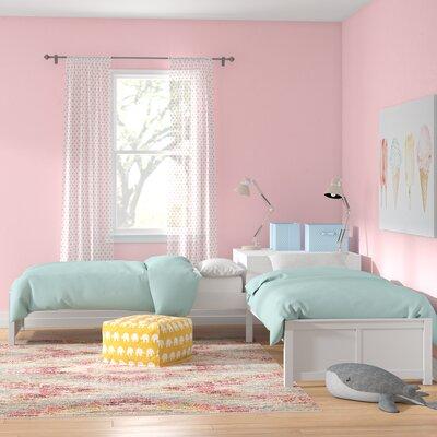 2 Twin Beds With Corner Unit Wayfair