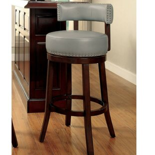 Amell 29 Swivel Bar Stool (Set of 2) DarHome Co