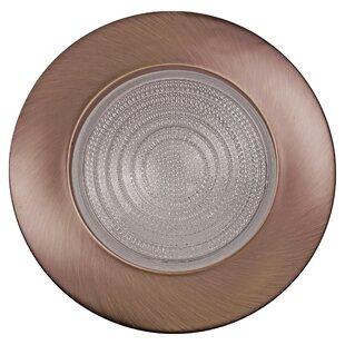NICOR Lighting Metal Fresnel Shower 6