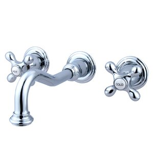 Bathroom Faucet From Wall wall mounted bathroom sink faucets you'll love