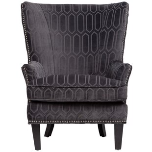 Claudette Wingback Chair